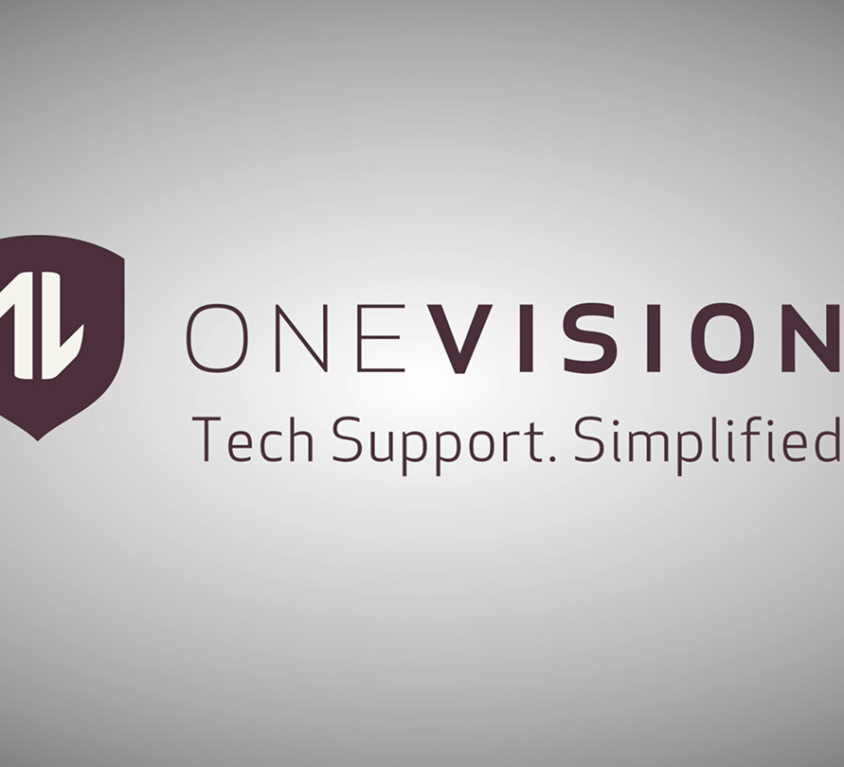 OneVision, Tech Support Simplified